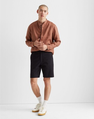 "Club Monaco Maddox Seersucker 9"" Shorts"