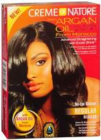 Crème of Nature Argan Oil No Lye Relaxer Kit
