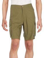Saks Fifth Avenue Ripstop Cotton Cargo Shorts