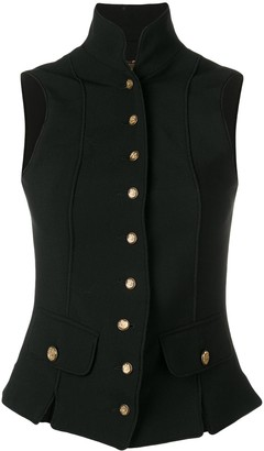 Dolce & Gabbana Pre-Owned 1990's fitted vest