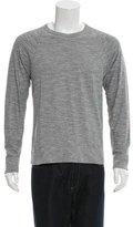 Rag & Bone Long Sleeve Crew Neck Sweatshirt