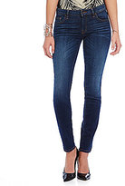 GUESS Mid-Rise Power Curvy Skinny Jeans
