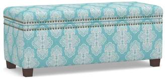 Pottery Barn Lilly Pulitzer Tamsen Storage Bench