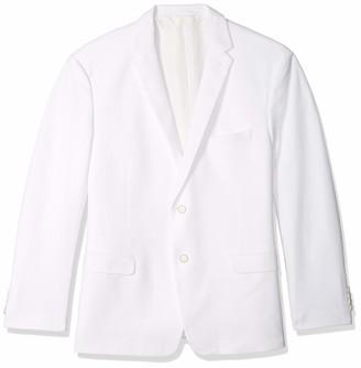 U.S. Polo Assn. Men's Big and Tall Cotton Blend Knit Sport Coat