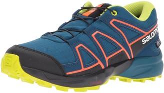 Salomon Unisex Speedcross CSWP J Trail Running Shoe