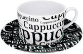 """Konitz Cappuccino"""" Writing Cups in White (Set of 4)"""