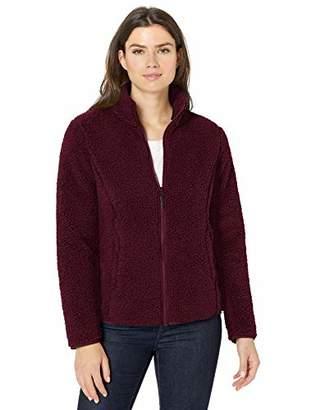 Amazon Essentials Polar Fleece Lined Sherpa Full-zip JacketXL