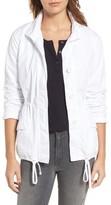 James Perse Women's Jersey Lined Surplus Jacket