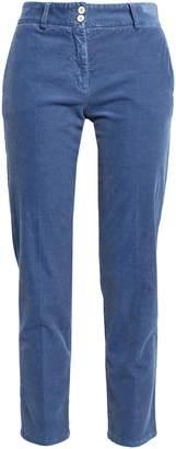 Piazza Sempione Cotton-blend Corduroy Straight-leg Pants