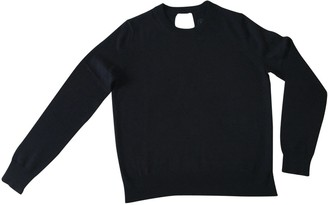 Zadig & Voltaire Navy Wool Knitwear for Women
