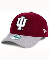 New Era Indiana Hoosiers Heathered 9FORTY Cap
