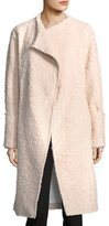 Elizabeth and James Paloma Wide-Cuffed Wool-Blend Long Coat