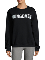 Private Party Women's Hungover Sweatshirt