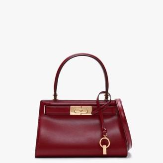Tory Burch Petite Lee Radziwill Tinto Leather Cross-Body Bag