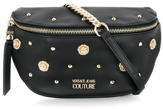 Versace Studded Belt Bag