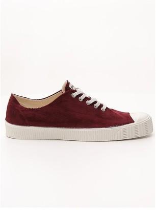 Comme des Garcons Lace Up Low Top Sneakers