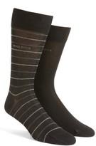 BOSS Men's 2-Pack Crew Socks