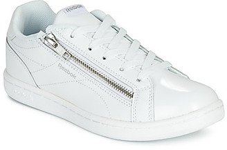Reebok Classic ROYAL COMPLETE CLN girls's Shoes (Trainers) in White