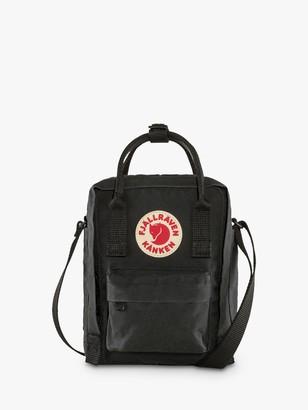 Fjallraven Kanken Sling Shoulder Bag, Black