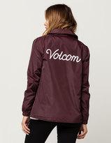 Volcom Brewster Womens Coach Jacket
