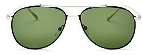 Salvatore Ferragamo Salavtore Men's Aviator Sunglasses, 60mm