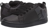 DC Court Graffik (White/Grey/Grey) Men's Skate Shoes