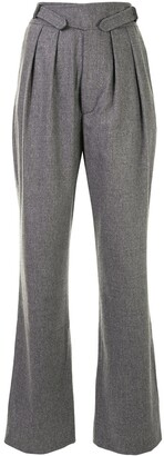 Lorena Antoniazzi Straight-Leg Trousers