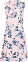Wolfwhistle Wolf & Whistle Floral Frill Dress