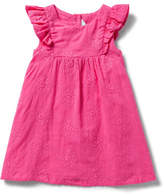 Bebe by Minihaha Girls Ariana Broidery Dress