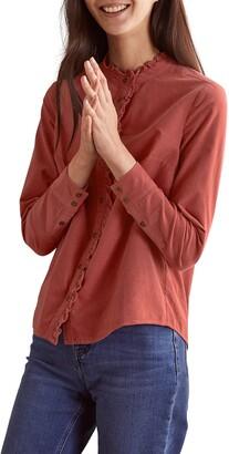 Boden Margie Button-Up Corduroy Shirt