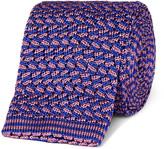 Rubinacci - 6cm Knitted Silk Tie