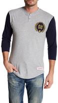 Mitchell & Ness MNN In The Clutch Henley Shirt
