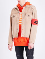 424 Relaxed-fit denim jacket