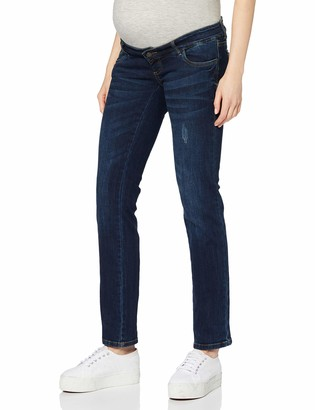 Mama Licious Mamalicious Women's Mlufa Straight Jeans