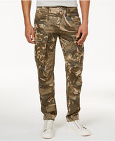 G Star RAW Men's Tapered Fit Camo Cargo Pants