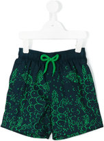 Vilebrequin Kids Bubbles print swim shorts
