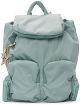 See By Chloe See by Chloe Blue Joy Rider Backpack