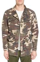 Frame Regular Fit Camo Field Jacket