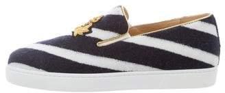 Christian Louboutin Boat Spa Slip-On Sneakers