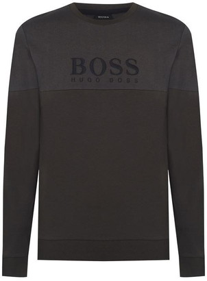 HUGO BOSS Track Crew Sweatshirt