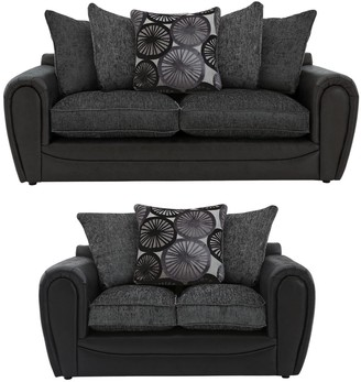 Marrakesh 3 Seater + 2 Seater Scatter Back Sofa Set (buy and SAVE!)