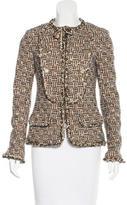 Chanel Paris-Dallas Fantasy Tweed Jacket