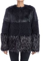 Trussardi Faux Fur Jacket