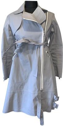 Erdem Grey Cotton Coats
