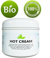 Honeydew Hot Cream for Belly Fat - Antioxidant Slimming Cream for Men & Women with Anti Aging & Scar Fading Benefits - Anti-Cellulite Moisturizer for Dry Skin With Essential Oils Lavender Rosemary & Oregano