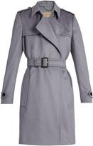 Burberry Tempsford cashmere wrap coat