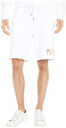 Polo Ralph Lauren Lightweight Fleece Shorts (Boathouse Navy) Men's Shorts