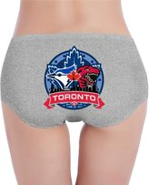 CERMQP Women's Toronto All Sport Teams Blues Jays And Raptors Hipsters