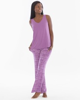 Soma Intimates Cool Nights Tank/Pants Pajama Set