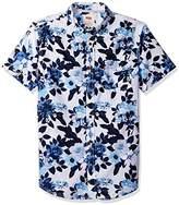 Levi's Men's Akachi Short Sleeve Woven Shirt